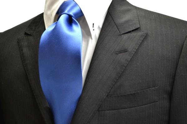 ネクタイ【ブルーのネクタイ】
