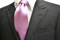 ネクタイ【ローズピンクのネクタイ】