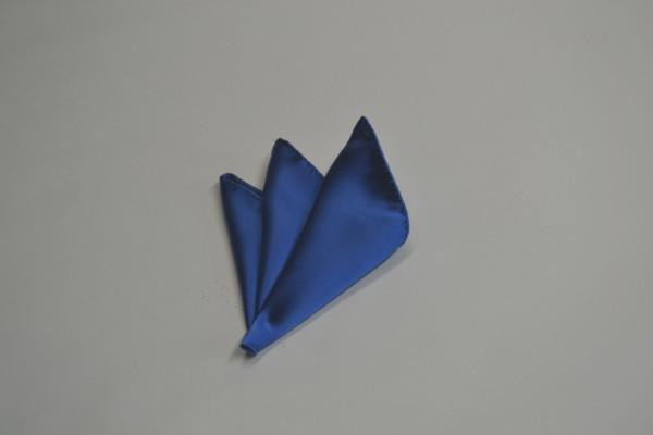 ポケットチーフ【ブルーのポケットチーフ】